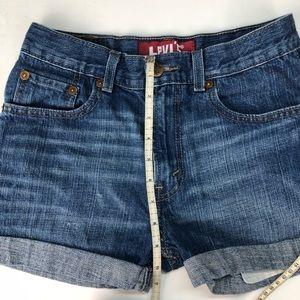 Levi's Shorts - Levi's Denim Cutoff Shorts Sz 27